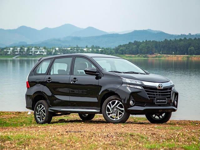 Giá xe Toyota Avanza lăn bánh tháng 4/2021, rẻ nhất 544 triệu đồng
