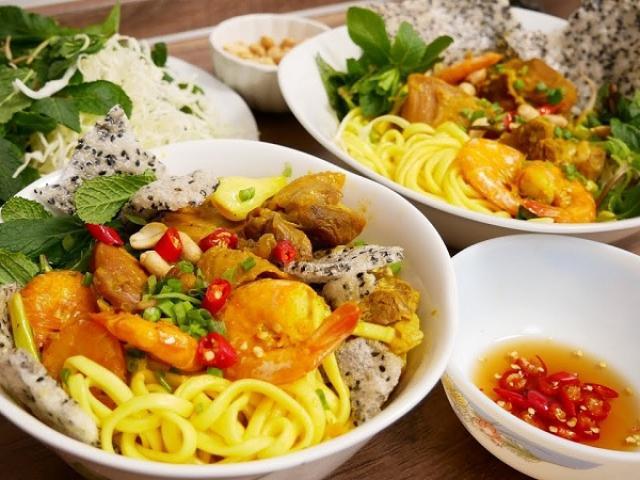 Những món đặc sản không nên bỏ lỡ khi đến thiên đường ẩm thực Hội An
