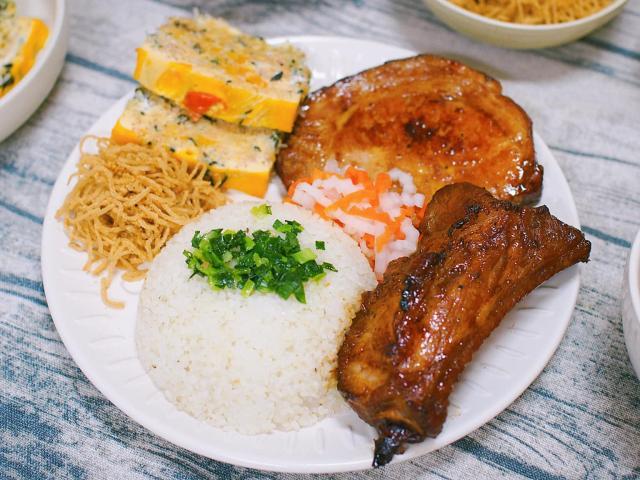 Cách làm cơm tấm sườn bì chuẩn vị của người Sài Gòn, ăn bao nhiêu cũng không chán