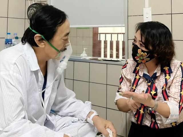 NS Giang Còi bệnh trở nặng sau khi phát hiện mắc ung thư