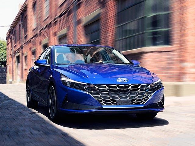 Hyundai Elantra 2021 có thêm phiên bản giá rẻ, dễ tiếp cận người dùng