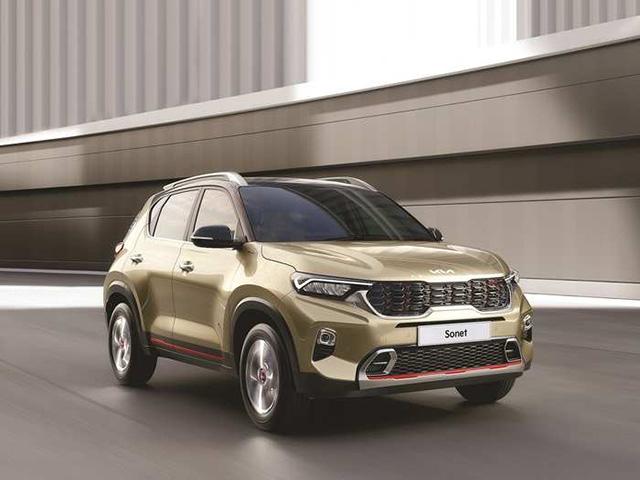 Kia Sonet 2021 ra mắt, thêm nhiều trang bị nhưng giá bán vẫn rẻ