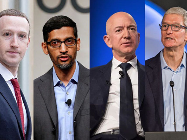 """Các """"ông lớn"""" công nghệ bỏ túi bao nhiêu sau quý 1?"""