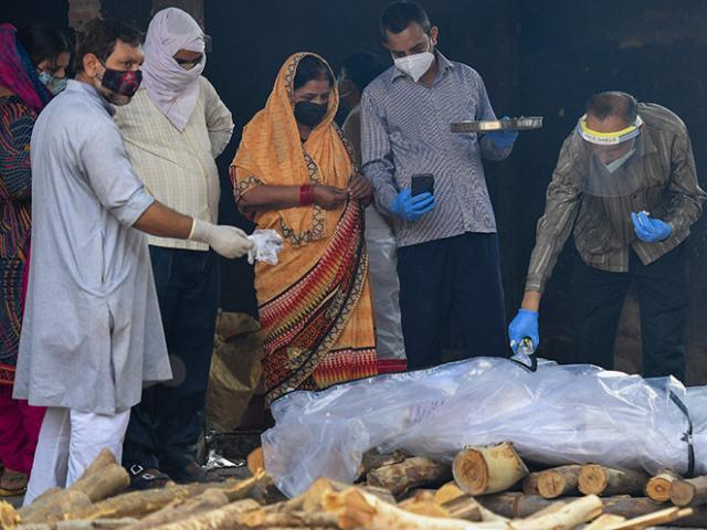 Covid-19: Ấn Độ ghi nhận số ca nhiễm và tử vong trong 24 giờ cao nhất