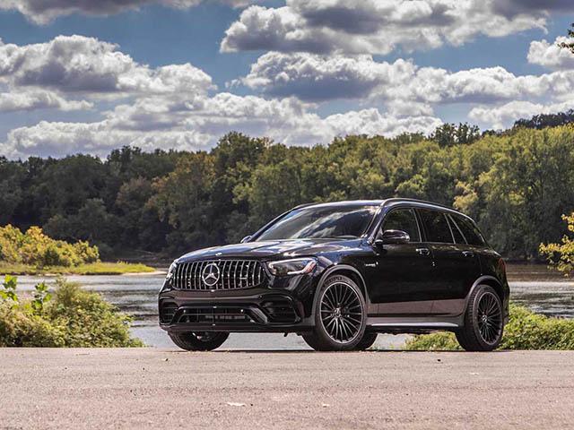 Xe SUV Mercedes-AMG GLC 63S có mặt tại thị trường Mỹ