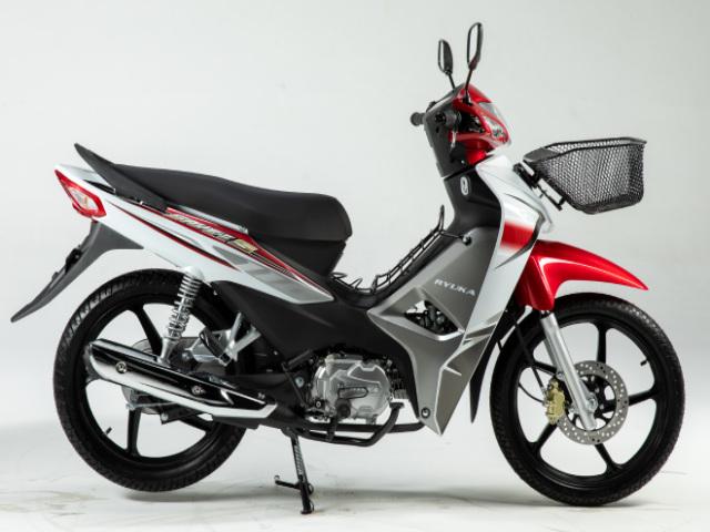 Xuất hiện xe số đẹp rẻ 23 triệu đồng có thể thay thế Honda Wave Alpha 110