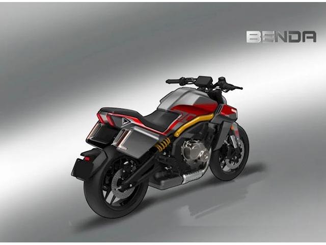 Đây là chiếc xe mô tô chỉ cần đổ nước vào là chạy