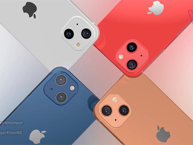 Bộ tứ iPhone 13 làm mê hoặc iFan trong video concept mới