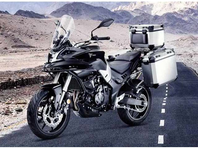 """Ra mắt Voge 500DS """"vỗ mặt"""" cực mạnh với Honda CB500X"""