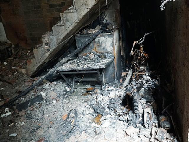 Danh tính cô giáo tử vong trong vụ cháy nhà, 8 người chết ở TP.HCM