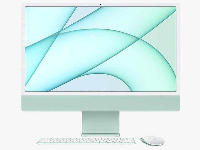 iMac – thủ lĩnh tương lai của dòng máy tính tích hợp