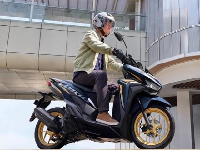 2021 Honda Vario 125 chốt giá rẻ như Vision, mang nhiều trang bị xịn xò