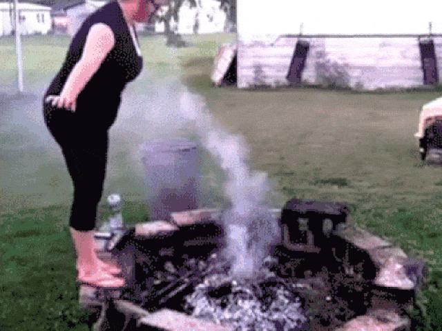 Hậu quả tai hại của những con người thích nghịch dại với lửa