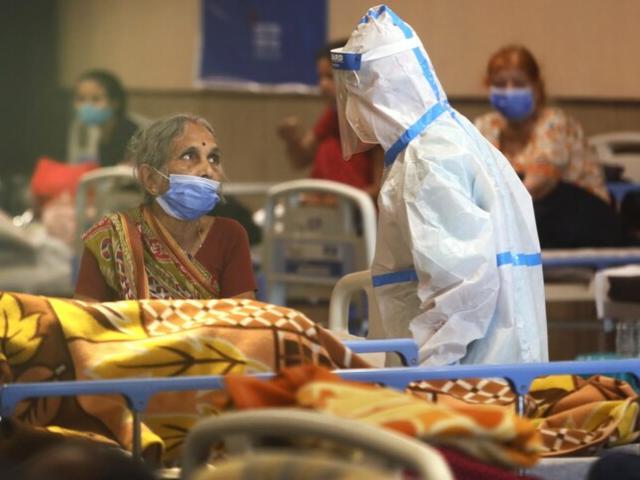 Dấu hiệu đáng chú ý về số ca nhiễm và tử vong vì Covid-19 ở Ấn Độ