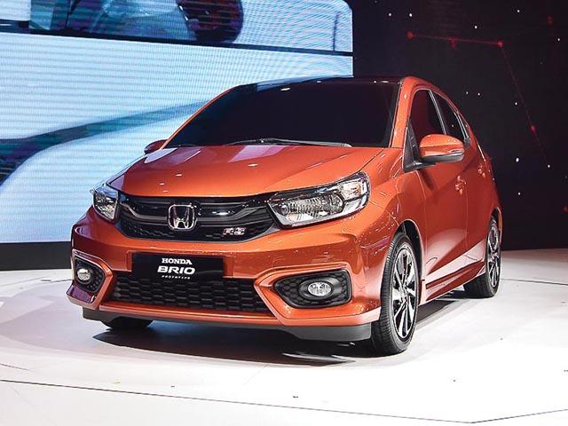 Giá xe Honda Brio lăn bánh tháng 5/2021