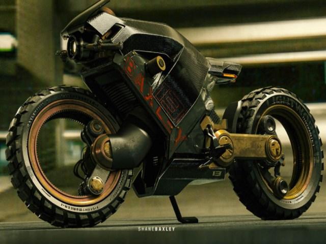 Top mô tô điện có thiết kế độc dị nhất hiện nay
