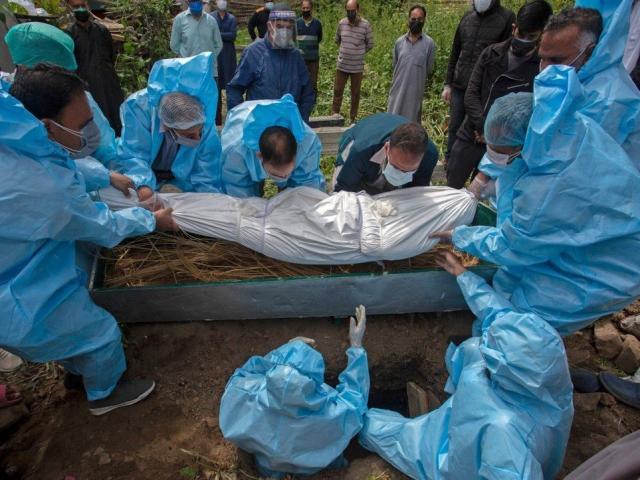 Ấn Độ cảnh báo khẩn về loại nấm đen chết người tấn công bệnh nhân Covid-19