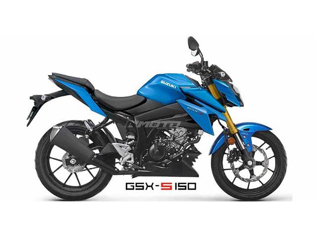 """Chân dung """"cực ngầu"""" của Suzuki GSX-S150 2022"""