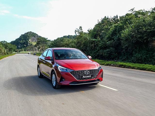 Đây là 10 mẫu ô tô bán chạy nhất thị trường Việt Nam tháng 4/2021