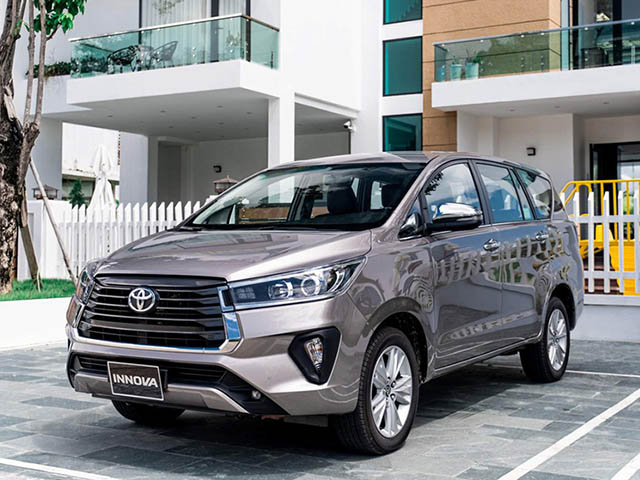 Giá xe Toyota Innova lăn bánh tháng 5/2021