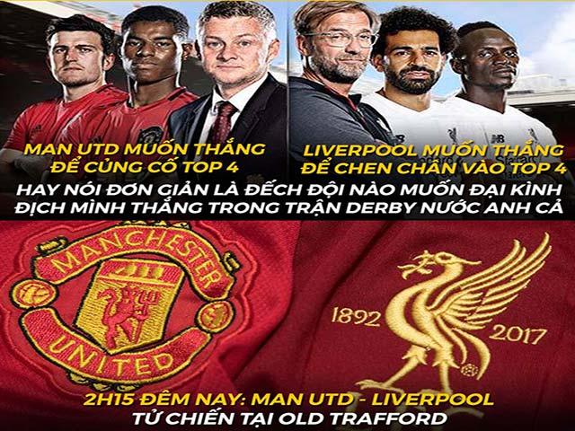 """Ảnh chế: MU quyết tâm giúp Liverpool có cơ hội """"uống C2"""" mùa sau"""