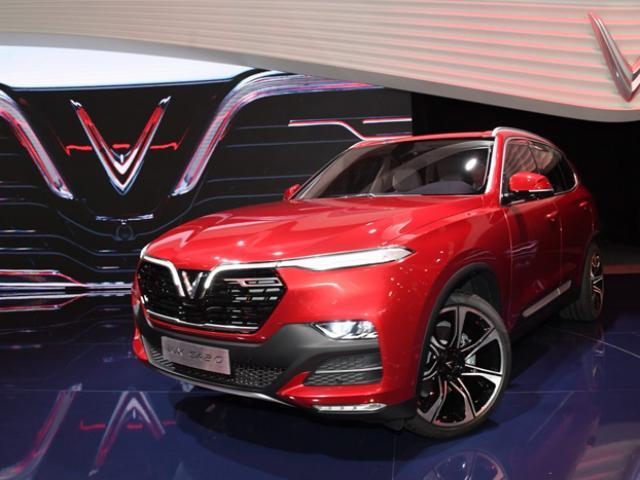 Giá xe VinFast 2021 mới nhất tháng 05/2021
