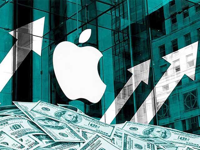 """Apple tiếp tục giữ """"ngai vàng"""" công ty công nghệ giàu nhất thế giới"""