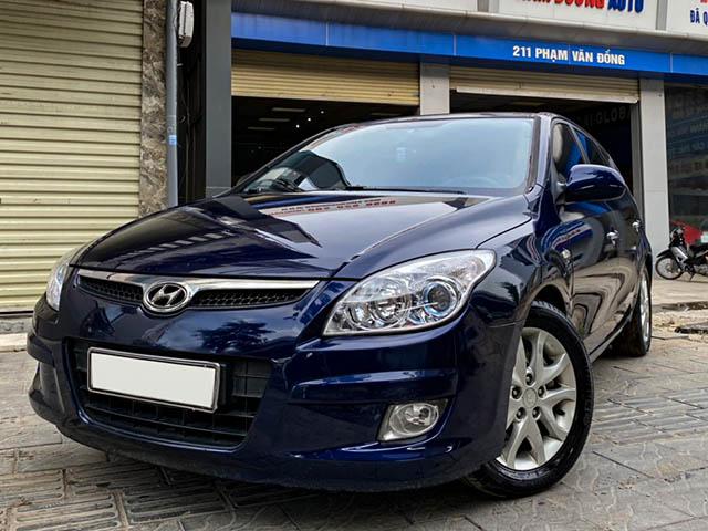 Tài chính 300 triệu đồng có nên sở hữu xe Hyundai i30 đời 2008?