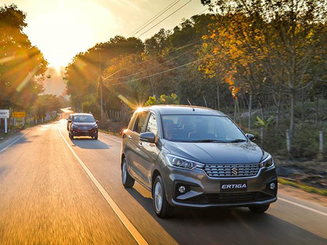 Doanh số Suzuki XL7 và Ertiga tuột dốc không phanh trong tháng 4/2021