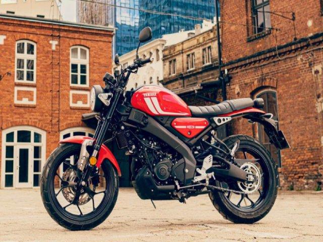 Môtô cỡ nhỏ 2021 Yamaha XSR125 chính thức ra mắt, hút dân tập chơi
