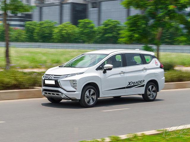 Mitsubishi hé lộ thời điểm ra mắt Xpander thế hệ mới