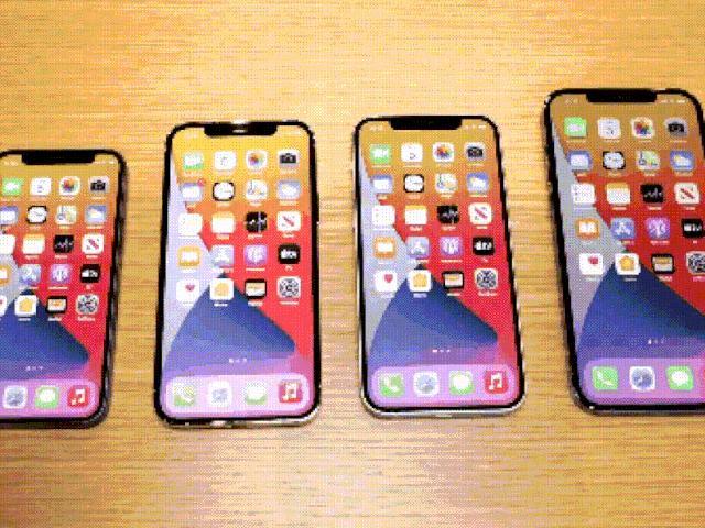 """""""Gia đình"""" iPhone 13 sẽ có giá thấp hơn dòng iPhone 12?"""