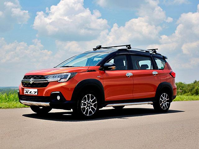Giá xe Suzuki XL7 lăn bánh tháng 5/2021