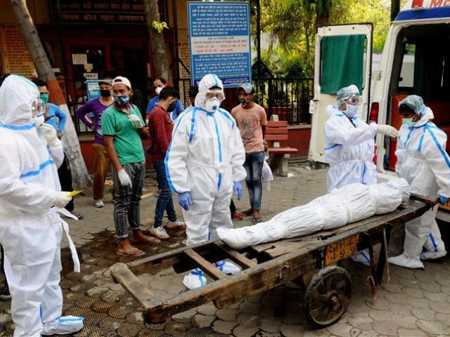 Ấn Độ: Số người tử vong vì Covid-19 tăng cao kỷ lục