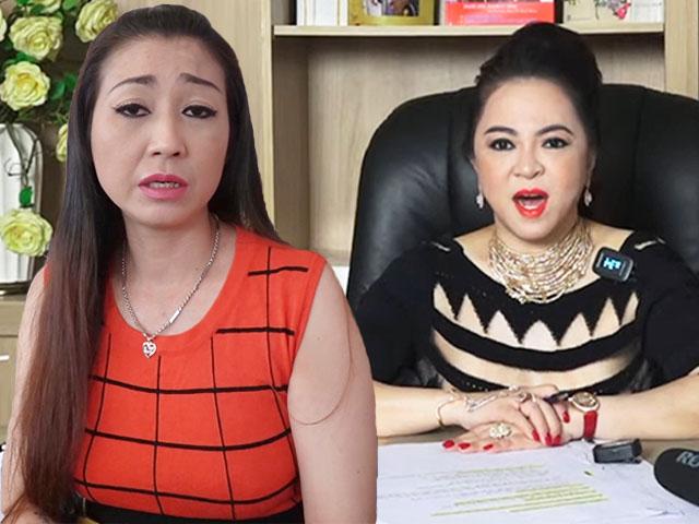 """Bà Nguyễn Phương Hằng phản ứng dữ dội với """"vợ Hoài Linh"""""""