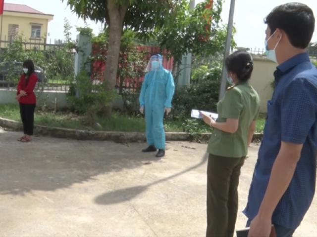 Cô gái 2 lần trốn khỏi khu cách ly, bắt xe từ Điện Biên về Hà Nam
