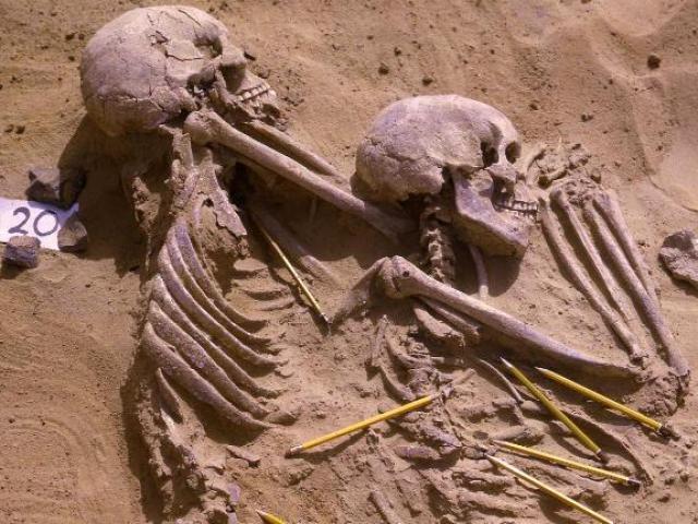 Phát hiện mới về cuộc chiến sớm nhất trong lịch sử loài người