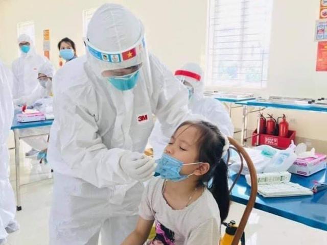 Bắc Ninh thêm 66 trường hợp dương tính với SARS-CoV-2, 9 bệnh nhân phải thở máy