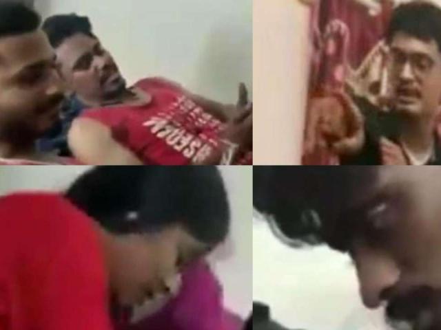 Cô gái bị cưỡng hiếp tập thể ở Ấn Độ, clip hành hạ gây phẫn nộ
