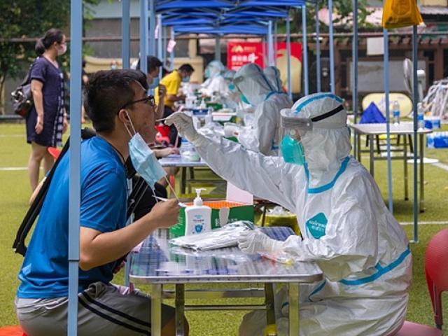 Trung Quốc chạy đua kiểm soát ổ dịch biến chủng Covid-19 nguy hiểm