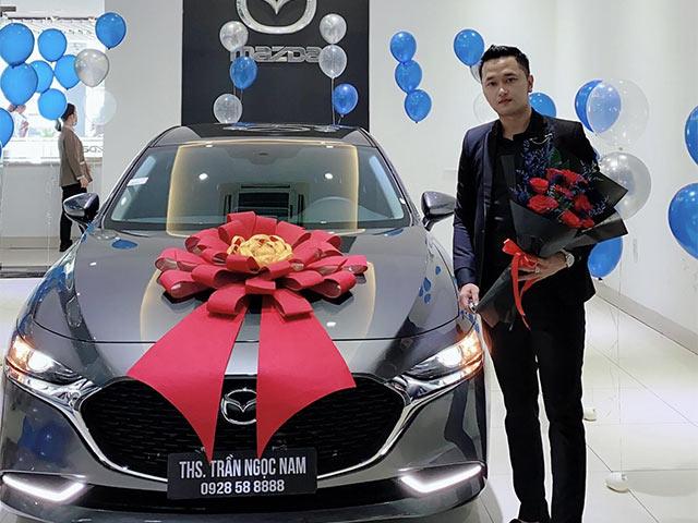 Trần Ngọc Nam - chàng Thạc sĩ quản lý đất đai khởi nghiệp kinh doanh