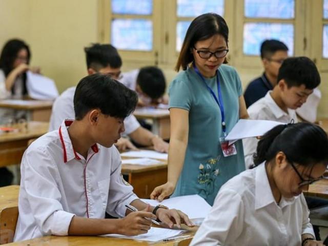 Hà Nội thăm dò ý kiến giáo viên, học sinh về điều chỉnh thời gian làm bài thi vào lớp 10