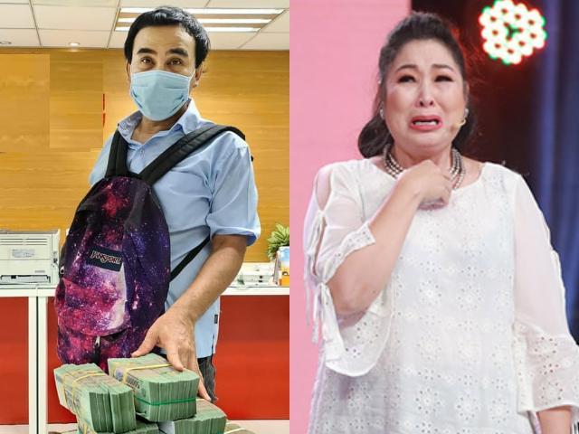 Ủng hộ MC Quyền Linh góp hơn 2 tỷ chống dịch, NS Hồng Vân và Vân Dung bị chất vấn kém duyên