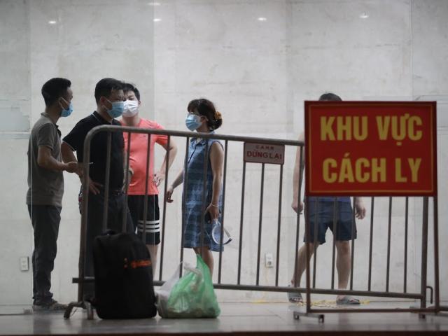 Hà Nội: Tạm phong toả chung cư Hemisco 2.000 hộ dân vì có ca dương tính SARS-CoV-2
