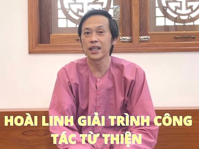 Sau 52 ngày bị CEO Phương Hằng gọi tên, NS Hoài Linh chính thức lên tiếng nhận sai