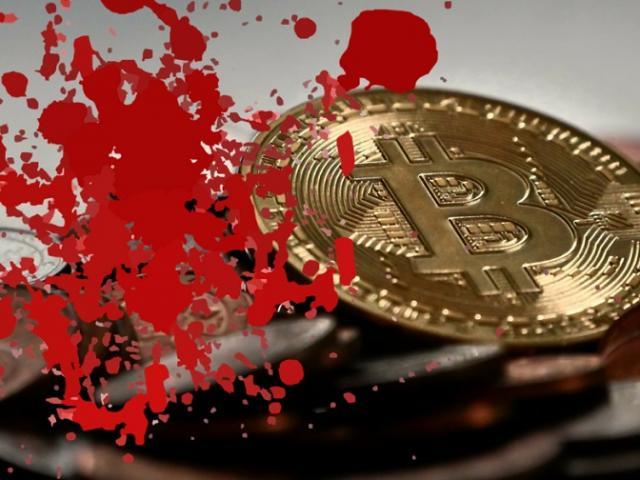 Thị trường đỏ lửa, Bitcoin vẫn cắm đầu lao dốc trước hoạt động báo tháo ồ ạt