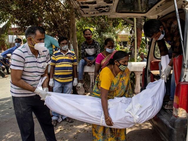 Ấn Độ công bố số ca tử vong vì Covid-19 trong một ngày cao nhất từ trước đến nay