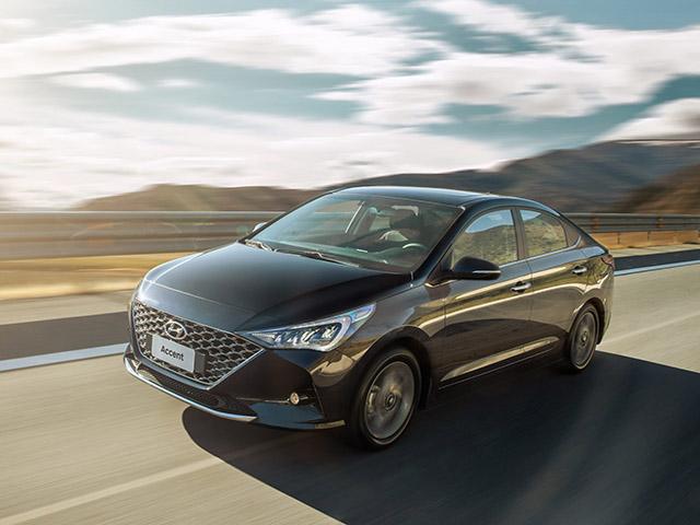Giá xe Hyundai Accent lăn bánh tháng 6/2021