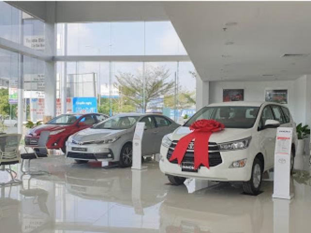 Giá xe Toyota tháng 6/2021 mới nhất đầy đủ các dòng xe