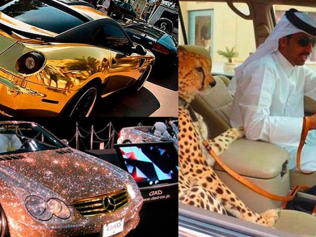 Người giàu ở Dubai: Có của tội gì không khoe